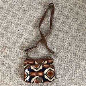 FOSSIL Patterned Crossbody Bag